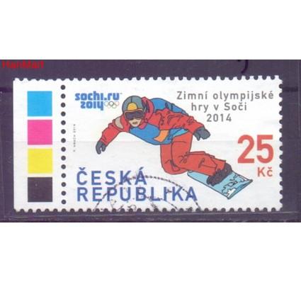 Czechy 2014 Mi mpl795j Stemplowane