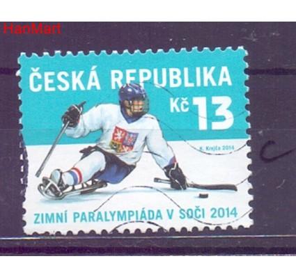 Czechy 2014 Mi mpl796c Stemplowane