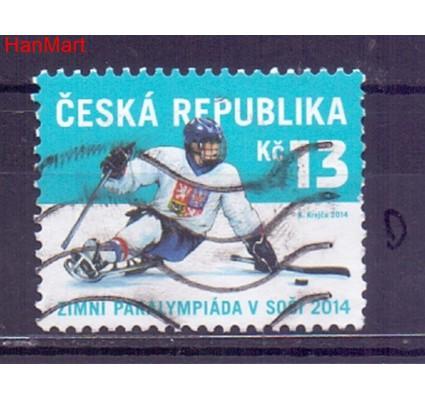 Czechy 2014 Mi mpl796d Stemplowane