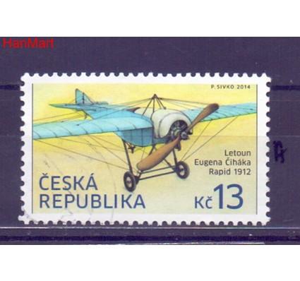 Czechy 2014 Mi mpl797a Stemplowane