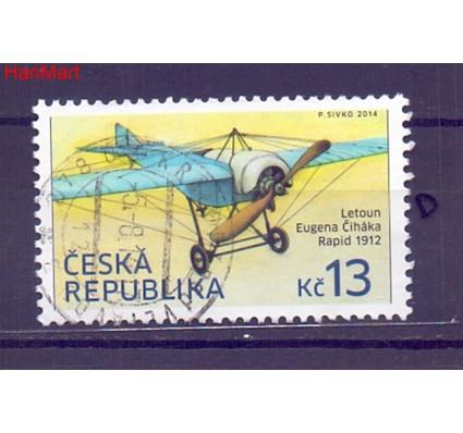 Czechy 2014 Mi mpl797d Stemplowane