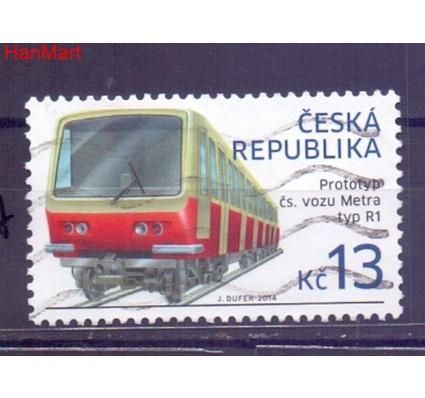 Czechy 2014 Mi mpl798a Stemplowane