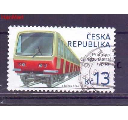 Czechy 2014 Mi mpl798c Stemplowane