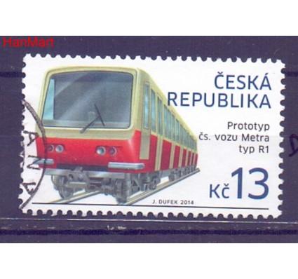 Czechy 2014 Mi mpl798d Stemplowane