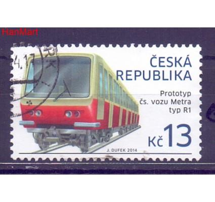Czechy 2014 Mi mpl798g Stemplowane