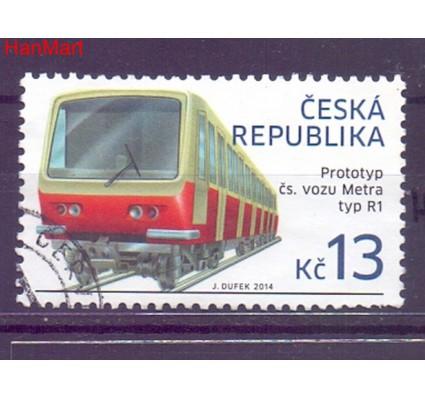 Czechy 2014 Mi mpl798h Stemplowane