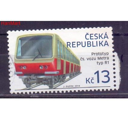 Czechy 2014 Mi mpl798i Stemplowane