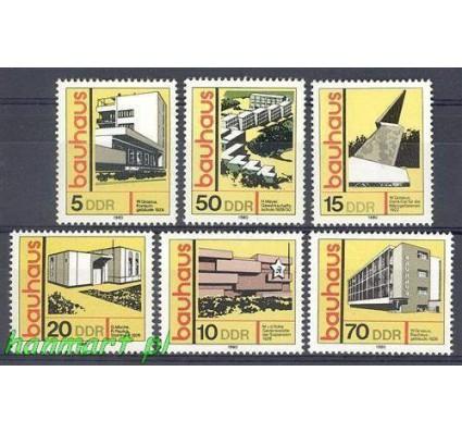 Znaczek NRD / DDR 1980 Mi 2508-2513 Czyste **
