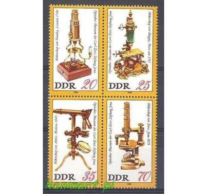 NRD / DDR 1980 Mi 2534-2537 Czyste **