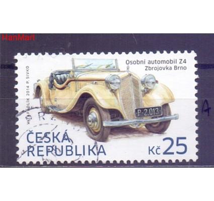 Czechy 2014 Mi mpl808a Stemplowane