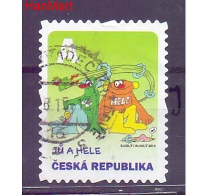 Czechy 2014 Mi mpl807j Stemplowane