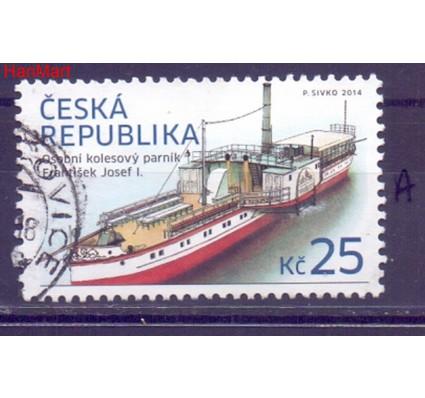 Czechy 2014 Mi mpl809a Stemplowane