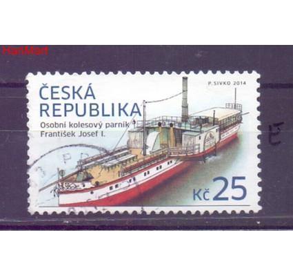 Czechy 2014 Mi mpl809e Stemplowane