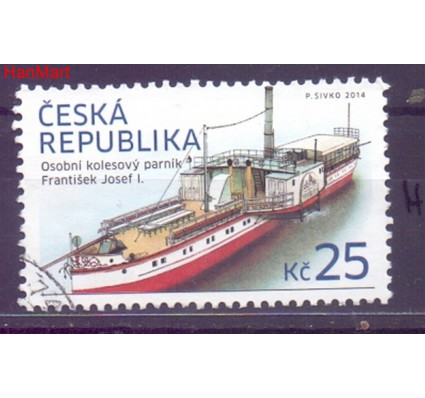 Czechy 2014 Mi mpl809h Stemplowane