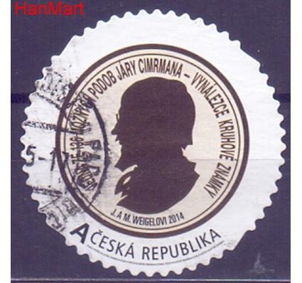 Znaczek Czechy 2014 Mi mpl827f Stemplowane