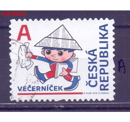 Znaczek Czechy 2015 Mi mpl838a Stemplowane