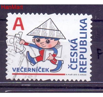 Znaczek Czechy 2015 Mi mpl838f Stemplowane