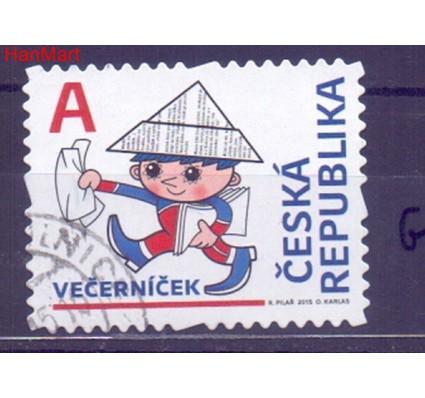Znaczek Czechy 2015 Mi mpl838g Stemplowane