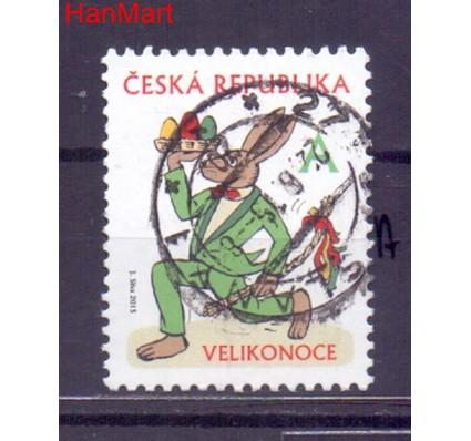 Znaczek Czechy 2015 Mi mpl840a Stemplowane
