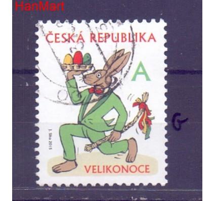 Znaczek Czechy 2015 Mi mpl840g Stemplowane