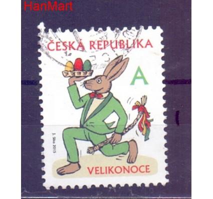 Znaczek Czechy 2015 Mi mpl840i Stemplowane