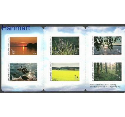 Znaczek Finlandia 2014 Mi mh 2307-2312 Czyste **