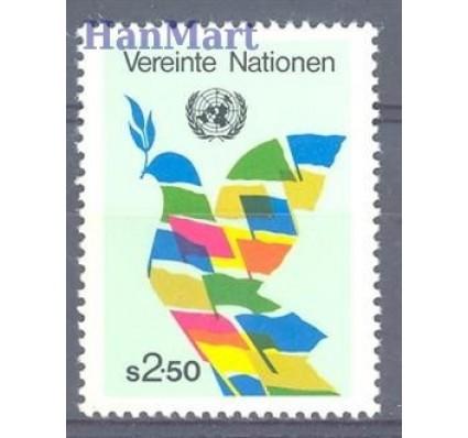 Narody Zjednoczone Wiedeń 1980 Mi 8 Czyste **