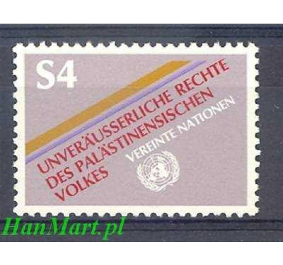 Narody Zjednoczone Wiedeń 1981 Mi 16 Czyste **