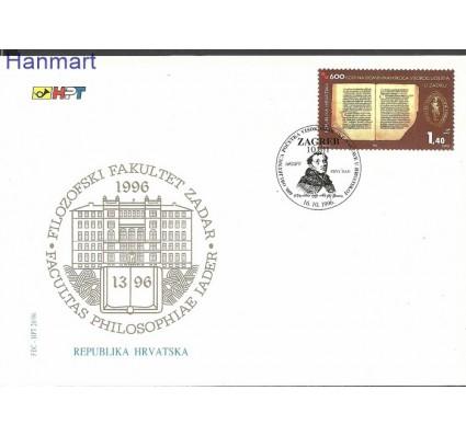 Chorwacja 1996 Mi 397 FDC