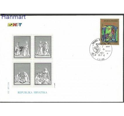 Znaczek Chorwacja 1996 Mi 404 FDC