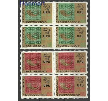 Znaczek Liechtenstein 1974 Mi 607-608 Czyste **