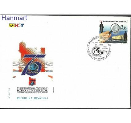 Chorwacja 1998 Mi 458 FDC