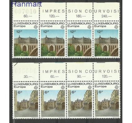 Luksemburg 1977 Mi 945-946 Czyste **