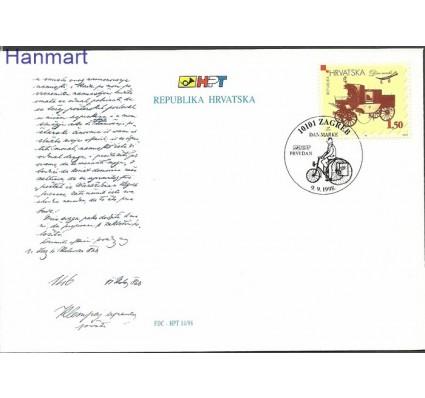 Znaczek Chorwacja 1998 Mi 482 FDC