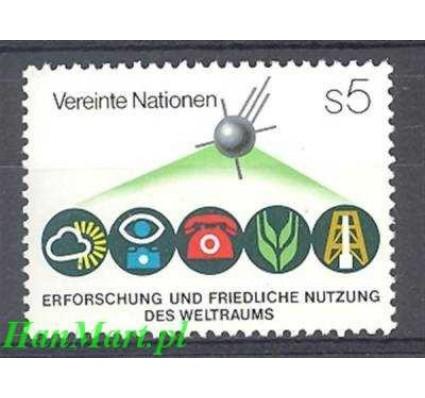 Narody Zjednoczone Wiedeń 1982 Mi 26 Czyste **