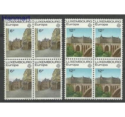 Znaczek Luksemburg 1977 Mi 945-946 Czyste **