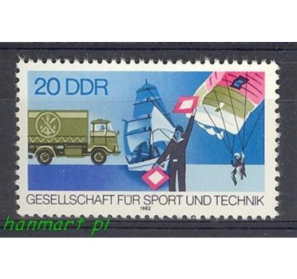 NRD / DDR 1982 Mi 2715 Czyste **