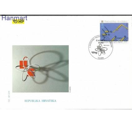 Chorwacja 1999 Mi 516 FDC