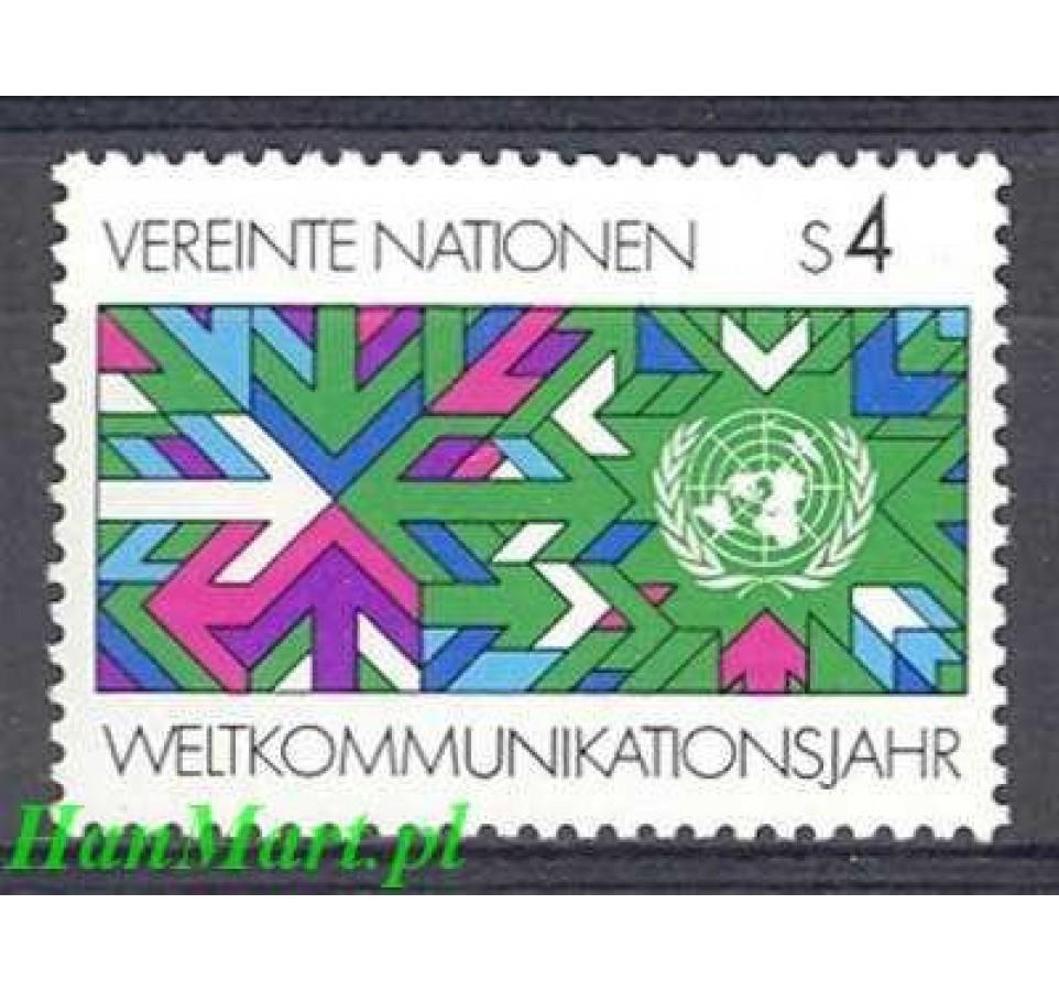 Narody Zjednoczone Wiedeń 1983 Mi 29 Czyste **