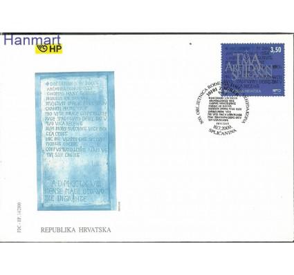 Znaczek Chorwacja 2000 Mi 554 FDC
