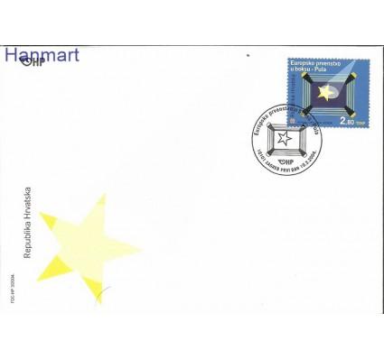 Znaczek Chorwacja 2004 Mi 673 FDC