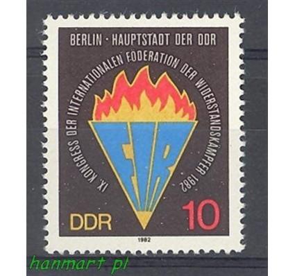 NRD / DDR 1982 Mi 2736 Czyste **