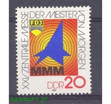 NRD / DDR 1982 Mi 2750 Czyste **