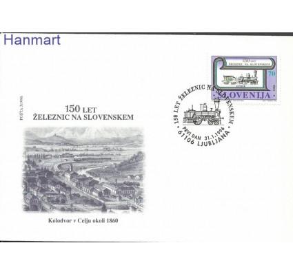 Znaczek Słowenia 1996 Mi 135 FDC