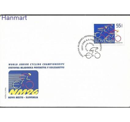 Znaczek Słowenia 1996 Mi 147 FDC