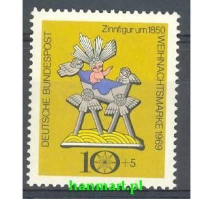 Niemcy 1969 Mi 610 Czyste **