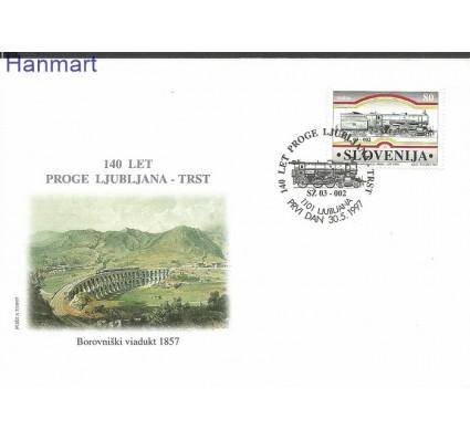 Znaczek Słowenia 1997 Mi 188 FDC
