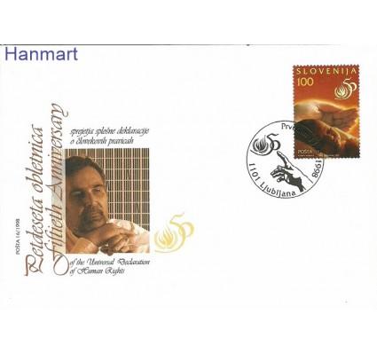 Słowenia 1998 Mi 239 FDC