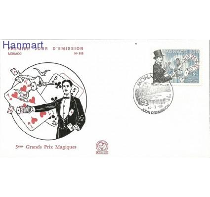 Monako 1989 Mi 1904 FDC