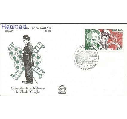 Monako 1989 Mi 1906 FDC